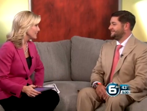 WATE Interview with Hazen screenshot